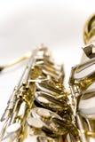 Saxofón Fotografía de archivo libre de regalías
