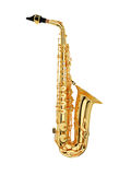 saxofon Royaltyfri Bild