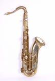 saxofon Royaltyfri Fotografi