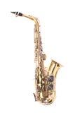 saxofon Arkivfoto
