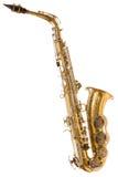 Saxofone Imagem de Stock Royalty Free