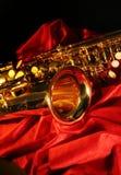 Saxofone Imagens de Stock