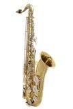 Saxofone do conteúdo Imagens de Stock
