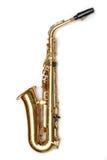 Saxofoon Royalty-vrije Illustratie