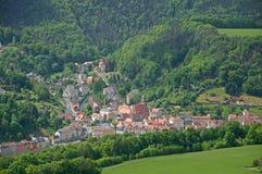 Saxon Швейцария, Германия Стоковые Фото
