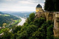 Saxon Швейцария 3 Стоковое Фото