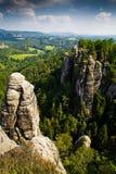 Saxon Швейцария 4 Стоковая Фотография