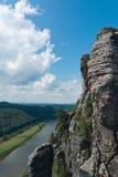 Saxon Швейцария Стоковая Фотография RF