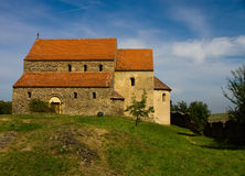 Saxon Church Royalty Free Stock Photography