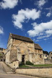 Saxon church in Bradford on Avon Royalty Free Stock Images