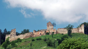 Saxon peasant fortress Stock Images