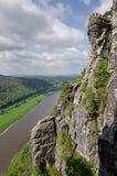Saxon Svizzera, Germania Fotografia Stock