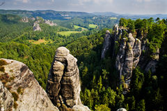 Free Saxon Switzerland Stock Image - 7500881