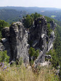 Saxon Switzerland Stock Photo