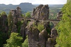 Saxon Switzerland, Germany Royalty Free Stock Photography
