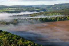 Saxon Switzerland, Germany Stock Image