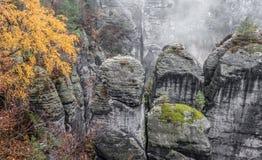 Saxon Switzerland, Germany Royalty Free Stock Images