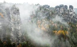 Saxon Switzerland, Germany royalty free stock image