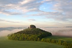 Saxon Switzerland, Germany Royalty Free Stock Images