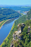 Saxon Switzerland, Germany Royalty Free Stock Photos
