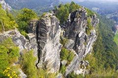Saxon Switzerland Stock Image