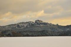 Saxon Switzerland Stock Photo