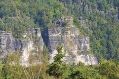 Saxon Switzerland Royalty Free Stock Photos
