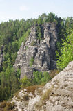 Saxon Switzerland Stock Image