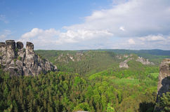 Saxon Switzerland Stock Images