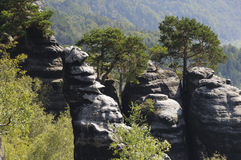 Saxony Switzerland Royalty Free Stock Photos