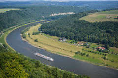 Saxony Switzerland Fotos de Stock