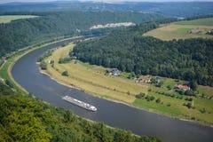 Saxony Szwajcaria zdjęcia stock