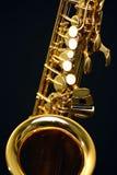 Saxophon Stockfoto