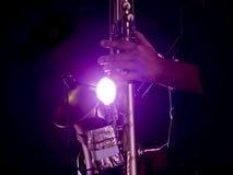 Saxophon Stockfotos
