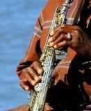 Saxophon Stockbilder