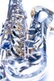 Saxophone Stock Photo