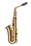 Saxophone Stock Photo