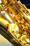 saxophone fotografie stock libere da diritti