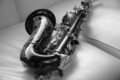 Saxophone Royalty Free Stock Photography