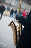 saxophone Foto de Stock Royalty Free