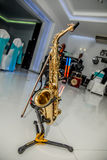 saxophone Fotografia de Stock