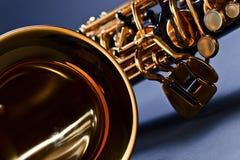 saxophone Στοκ φωτογραφίες με δικαίωμα ελεύθερης χρήσης