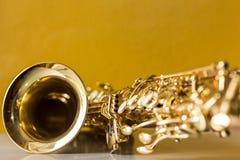 saxophone fotografia de stock royalty free
