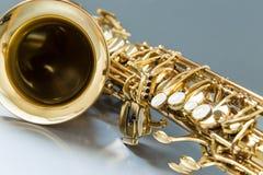 saxophone foto de stock