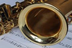saxophone Στοκ Φωτογραφία