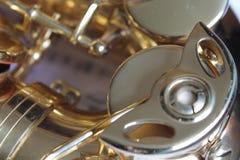 saxophone Στοκ εικόνα με δικαίωμα ελεύθερης χρήσης