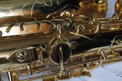 saxophone Fotos de Stock Royalty Free