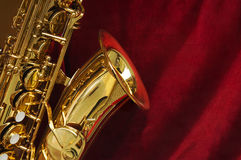 saxophone Στοκ εικόνες με δικαίωμα ελεύθερης χρήσης