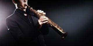 Saxophone Jazz Instruments Stock Photography