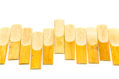 Saxophone Reed Royalty Free Stock Photography